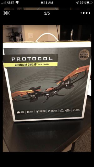 Protocol dronium one AP drone with camera for Sale in Winter Garden, FL