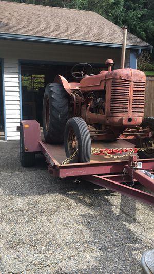 Tractor-International Harvester Farmall 1944 for Sale in Edmonds, WA