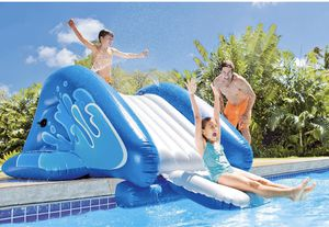 NEW IN BOX Pool Slide With Sprinkler for Sale in Garden Grove, CA