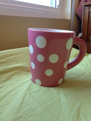 Large mug for decoration for Sale in Moreno Valley, CA