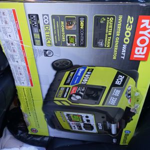 Brand New Ryobi Generator for Sale in Mount Vernon, NY