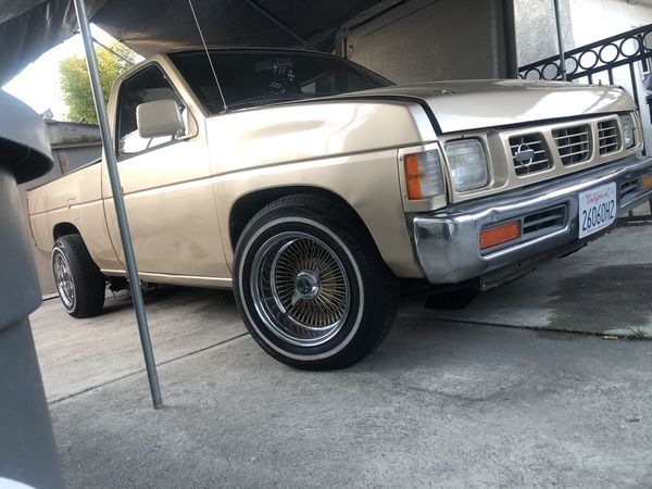 1993 Nissan Hardbody D21 for sale or trade