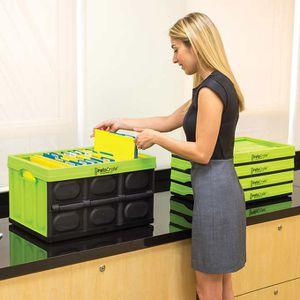 GreenMade InstaCrate Collapsible Storage Bin, 12 Gallon for Sale in Pompano Beach, FL
