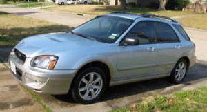 2004 Subaru Impreza WRX Wagon for Sale in TWN N CNTRY, FL