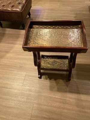 Pier one side table for Sale in Scottsdale, AZ