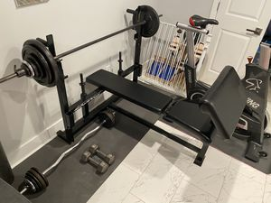 Home Gym: Standard Weight Plates - WILL TRADE FOR F-150 Hard Tri-Fold Cover for Sale in Philadelphia, PA