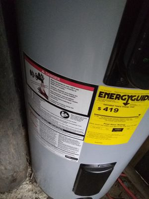 Electric hot water heater with digital thermostat for Sale in Huffman, TX