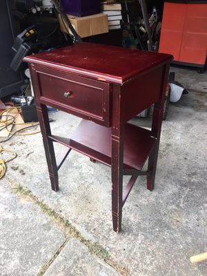 Vintage Side Table for Sale in Portsmouth, VA