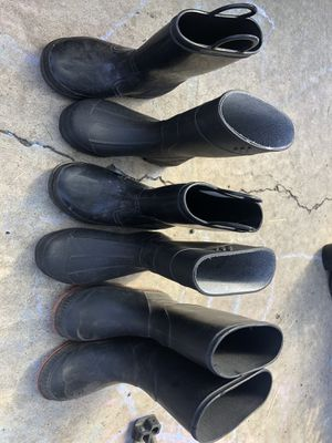 Kids Rubber Boots for Sale in Chehalis, WA
