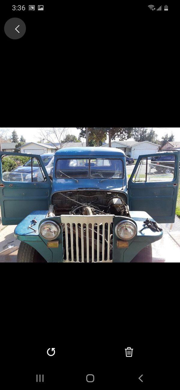 1948 willy custom