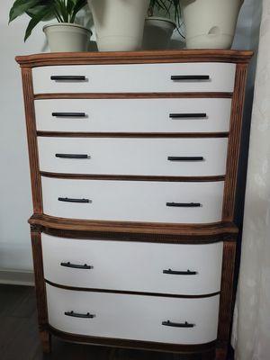 Beautiful antique dresser for Sale in Glen Burnie, MD