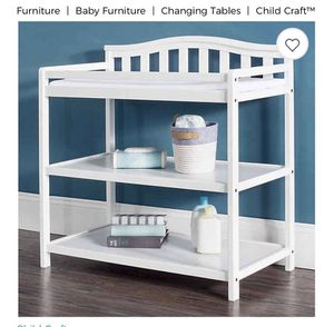 Child Craft™ Forever Eclectic™ Arch Top Changing Table for Sale in Bowie, MD