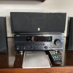 Yamaha Speaker System & AV Receiver for Sale in Vancouver,  WA