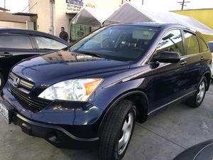 2007 HONDA CRV ONE OWNER CLEAN TITLE for Sale in Los Angeles, CA
