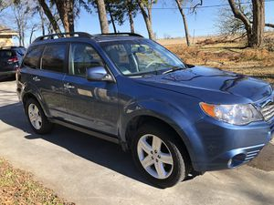 2010 Subaru Forester Premium Sport for Sale in Wylie, TX