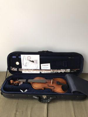 Brand New Richard Bunnel G2 Student Violin 4/4 (Full) Size for Sale in Gaithersburg, MD