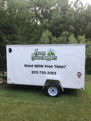 Wells Fargo V front 12' x 6' x 6' enclosed trailer. for Sale in Irmo, SC