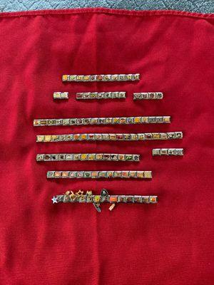Charm bracelet for Sale in Selma, CA