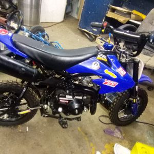 110cc Coolster Dirt Bike for Sale in Chapmansboro, TN
