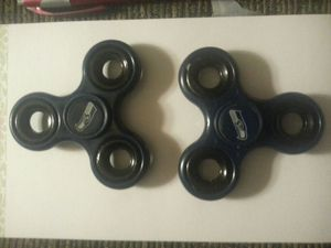 2 figet spiners sea hawks for Sale in Tacoma, WA
