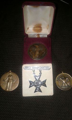 4 United States and military collectibles for Sale in Everett, WA