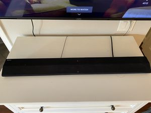 Sony sound bar with Bluetooth subwoofer for Sale in Dallas, TX