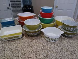 Vintage Pyrex Lot for Sale in Pomona, CA