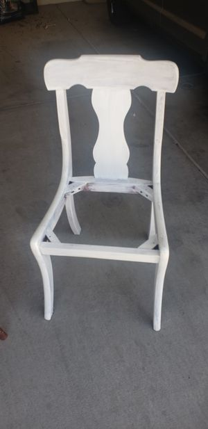 60's Cherry wood Dining Chairs (6) for Sale in Gilbert, AZ