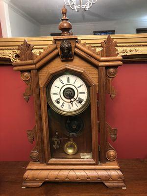 Antique clock for Sale in Fairfax, VA