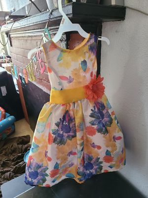 Yellow Flower Girl Dress for Sale in San Diego, CA