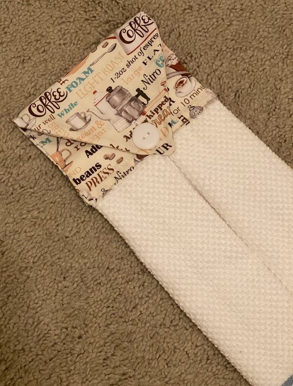 Coffee, Cafe Oven Towel