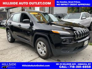 2017 Jeep Cherokee for Sale in Queens, NY