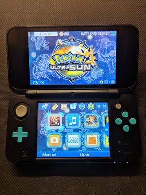 Nintendo 2ds XL with 2 Games for Sale in Snohomish, WA