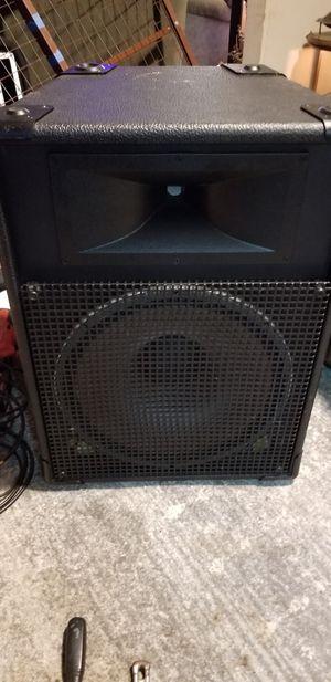 JBL MR-825 Professional Stage Speaker for Sale in Snohomish, WA