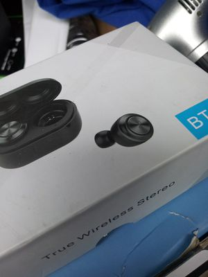 True wireless stereo in the ear earbuds for Sale in Groveport, OH