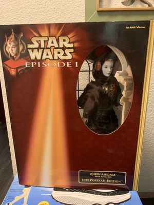 Star Wars Queen Amidala figures for Sale in Gresham, OR