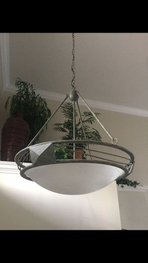 Light fixture for Sale in Plantation, FL