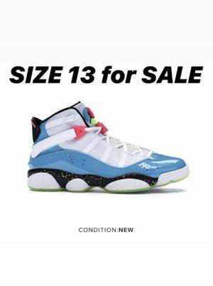 Jordan 6 Rings Size 13 for Sale in Staten Island, NY