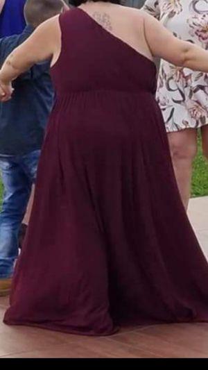 Burgundy dress for Sale in Chuckey, TN