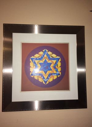 Abstract Art Star of David for Sale in Los Angeles, CA