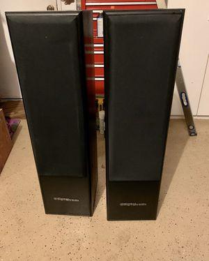 Digital Pro Audio Tower Speakers for Sale in Carlsbad, CA