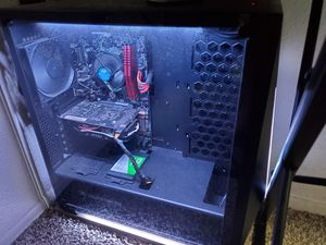 gaming pc perfect for fortnite and many other games for Sale in Midland, TX