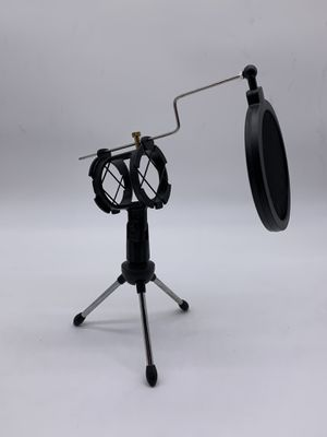 Tripod for Desktop Microphone Stand- Which Is Configured with Professional Acoustic Filter for Recording, and Flexible to Use. for Sale in Carrollton, TX