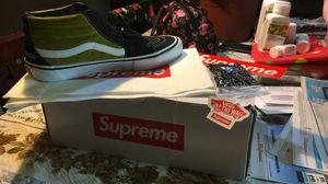 Supreme Vans / sticker / Bag for Sale in Houston, TX