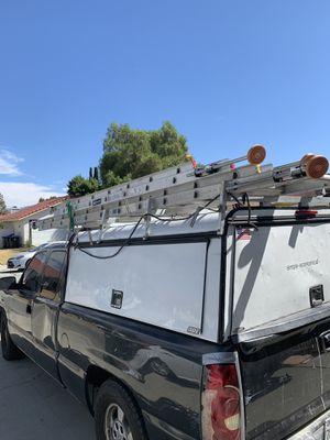 F150 utility camper for Sale in Garden Grove, CA