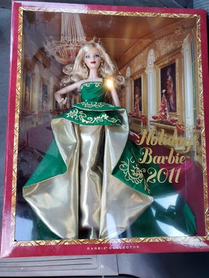 New Holiday Barbie 2011 Collector for Sale in Bensalem, PA