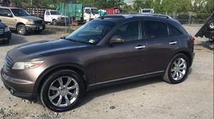 2004 Infiniti Fx45 200k miles runs and drives!!! for Sale in Fort Washington, MD