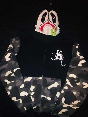 Bape panda zip up hoodie for Sale in Monroe, WA