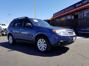 2011 Subaru Forester for Sale in Chula Vista, CA