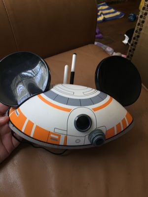 BB8 Mickey Mouse Ears for Sale in Corona, CA